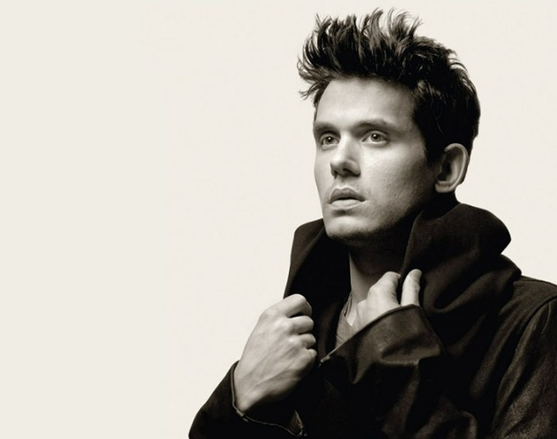 Been listening to a lot of John Mayer lately. It's the perfect writing music! You either love him or you hate him...