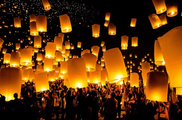 Thailand-Lantern-Festival-via-John-Shedrick-FLickr