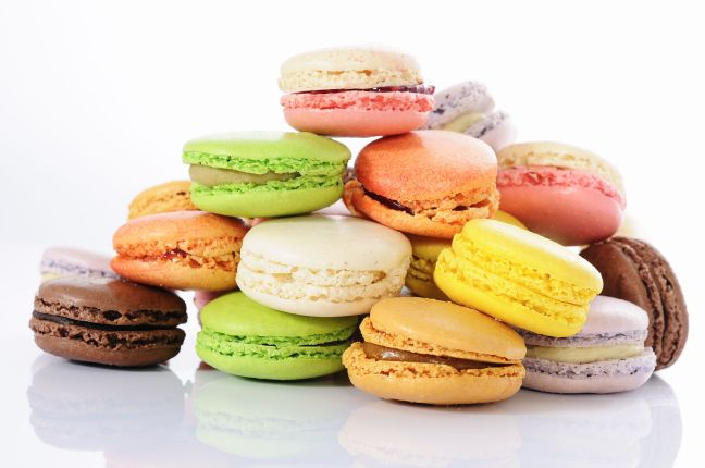 Ohlala-Macarons